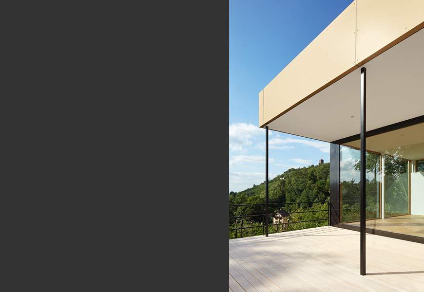 umbau und modernisierung wohnhaus sh in karlsruhe durlach - Sky Wohnzimmer Umbau